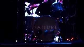 10. Failure - Solaris - live in Charlotte 2015-08-09