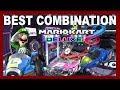 Best Mario Kart 8 Deluxe Combination?! - Mario Kart 8 Deluxe Tier List