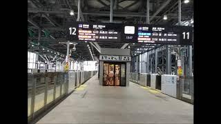 北陸新幹線 富山駅 臨時列車