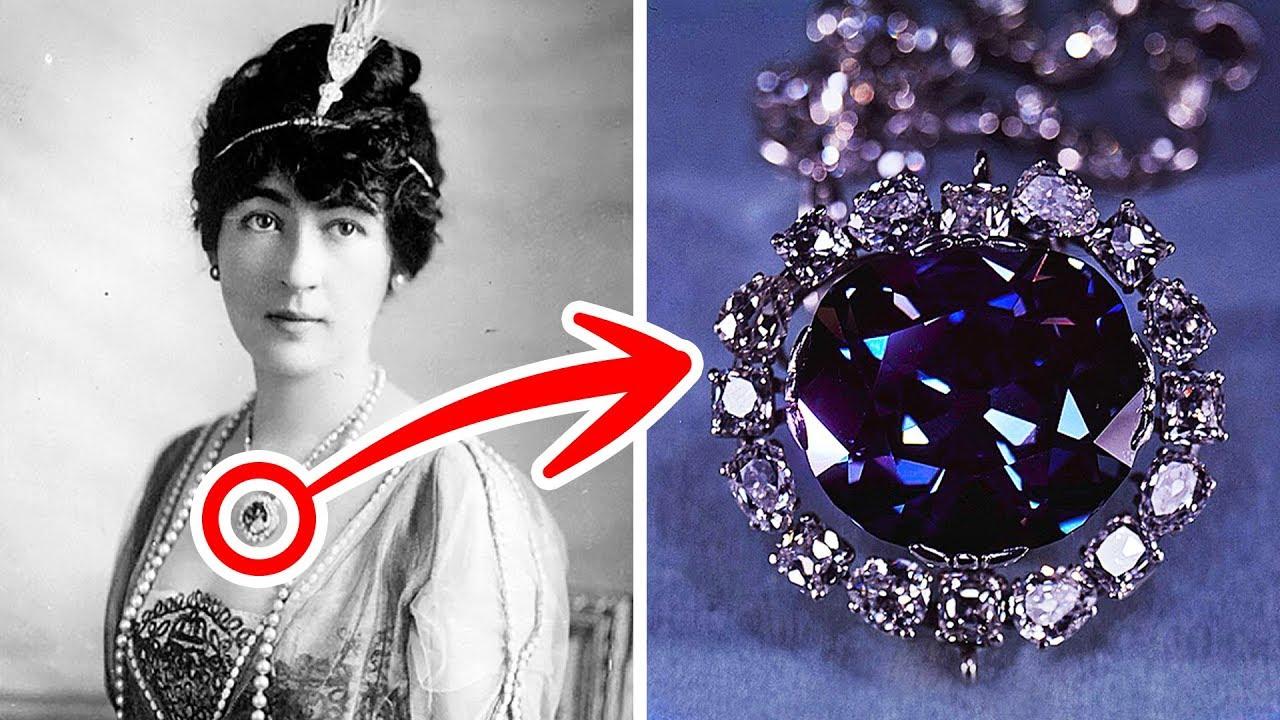 Lời nguyền kinh hoàng của viên kim cương Hy Vọng