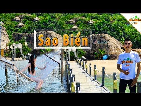 Review Resort Sao Biển - Bình Lập Cam Ranh | Du lịch Cam Ranh | Duy Jungle