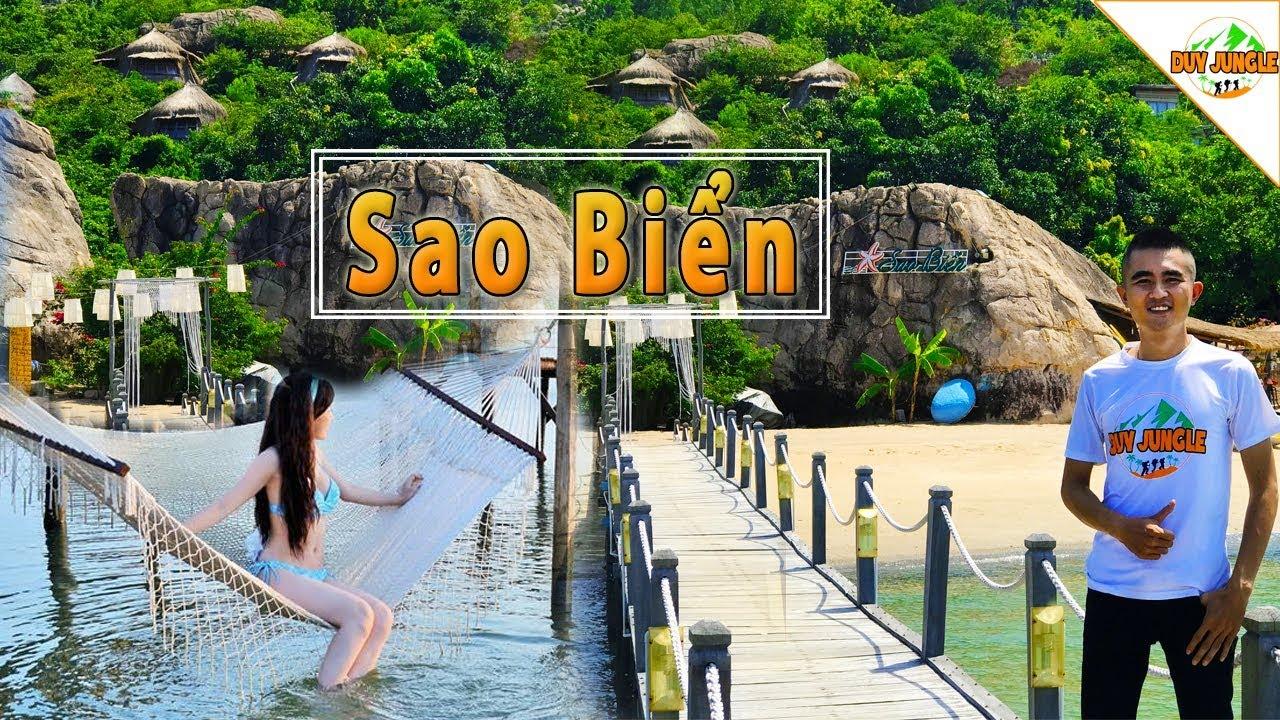 Review Resort Sao Biển – Bình Lập Cam Ranh | Du lịch Cam Ranh | Duy Jungle