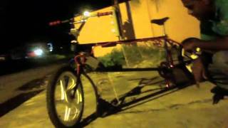 TRINIDAD AND TOBAGO BIKE WITH LIGHTS