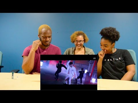 MY FRIENDS REACT TO TAEMIN-THIRSTY PERFORMANCE VIDEO