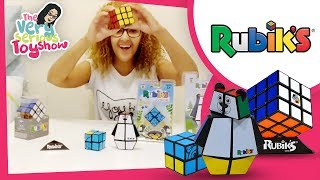 Can You Solve It Faster Than Me? Original Rubik's Cube For All Ages | Unboxing For Kids