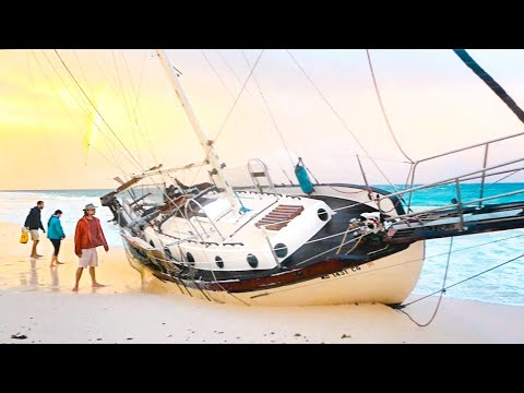 The Wreck of sv Ellipsis at Elbow Cay (MJ Sailing - EP 45)