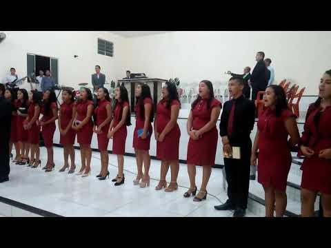 Congresso de Jovens AD Vila Pernambuco. INHANGAPI.