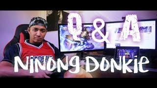 Ninong Donkie Q and A !