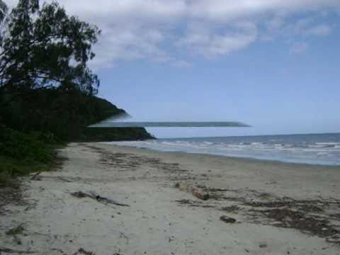 Cape Tribulation, Only the Ocean