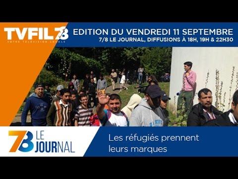 7/8 Le Journal – Edition du vendredi 11 septembre 2015