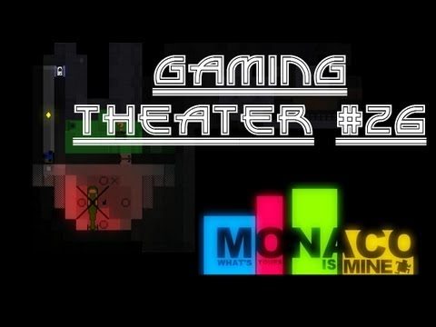 "Gaming Theater - Monaco ""Monte Carlo Edition"" #26"