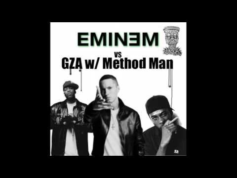 Eminem 'Till hell freezes over' (remix ft. Gza & Meth)