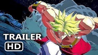 PS4 - DRAGON BALL Fighter Z Broly and Bardock Trailer (2018)
