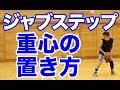 [抜ける技]ジャブステップのコツを紹介!誰でも簡単に相手を騙せる!バスケ練習方法!