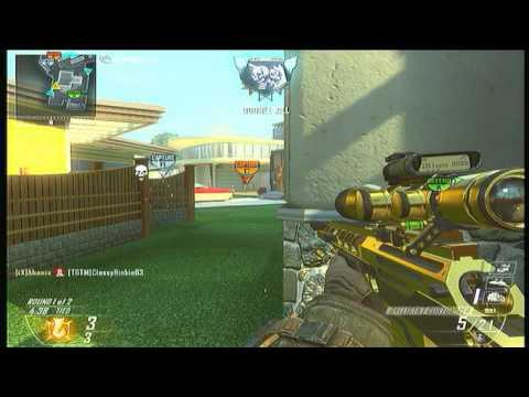 Lucky Collateral BO2 Game Clip