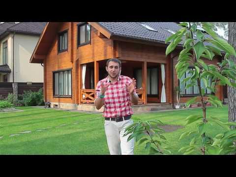 Строительство деревянных каркасных домов в Украине - Недорогой дом