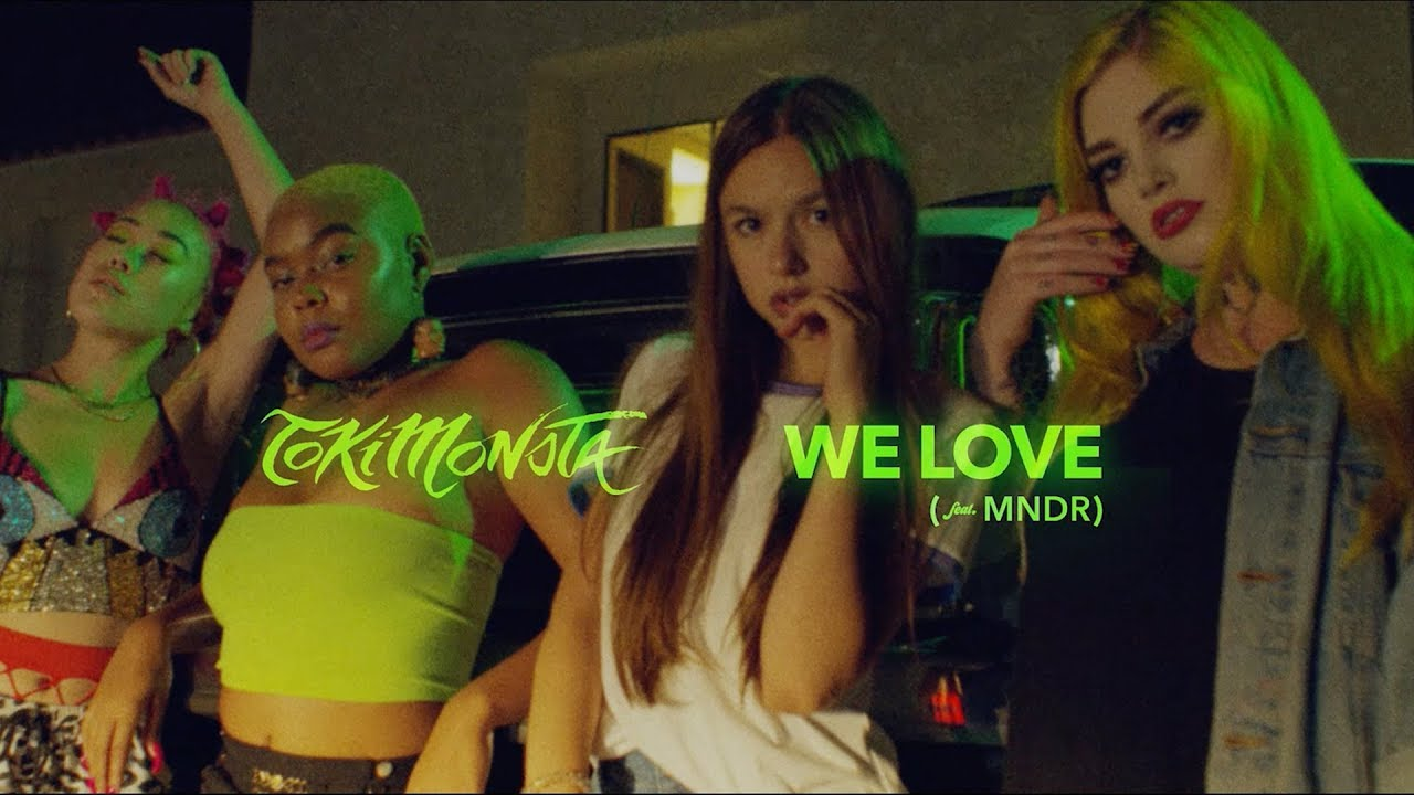 tokimonsta-we-love-feat-mndr-official-music-video-pitchfork