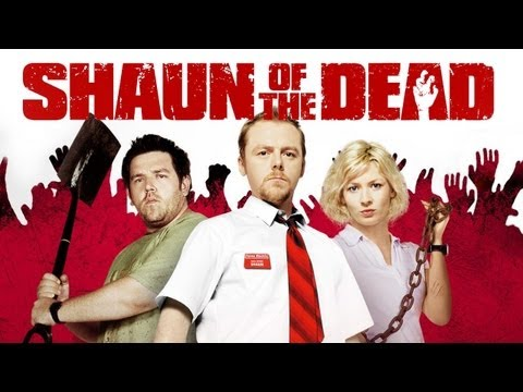 Shaun Of The Dead -- Movie Review #JPMN