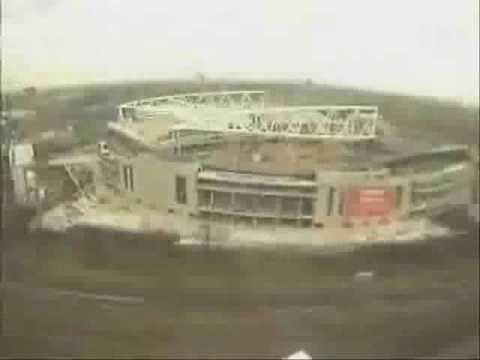 The Emirates Stadium Construction Time Lapse