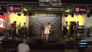 NeYnA - występ na I przesłuchaniu II edycji Make More Music