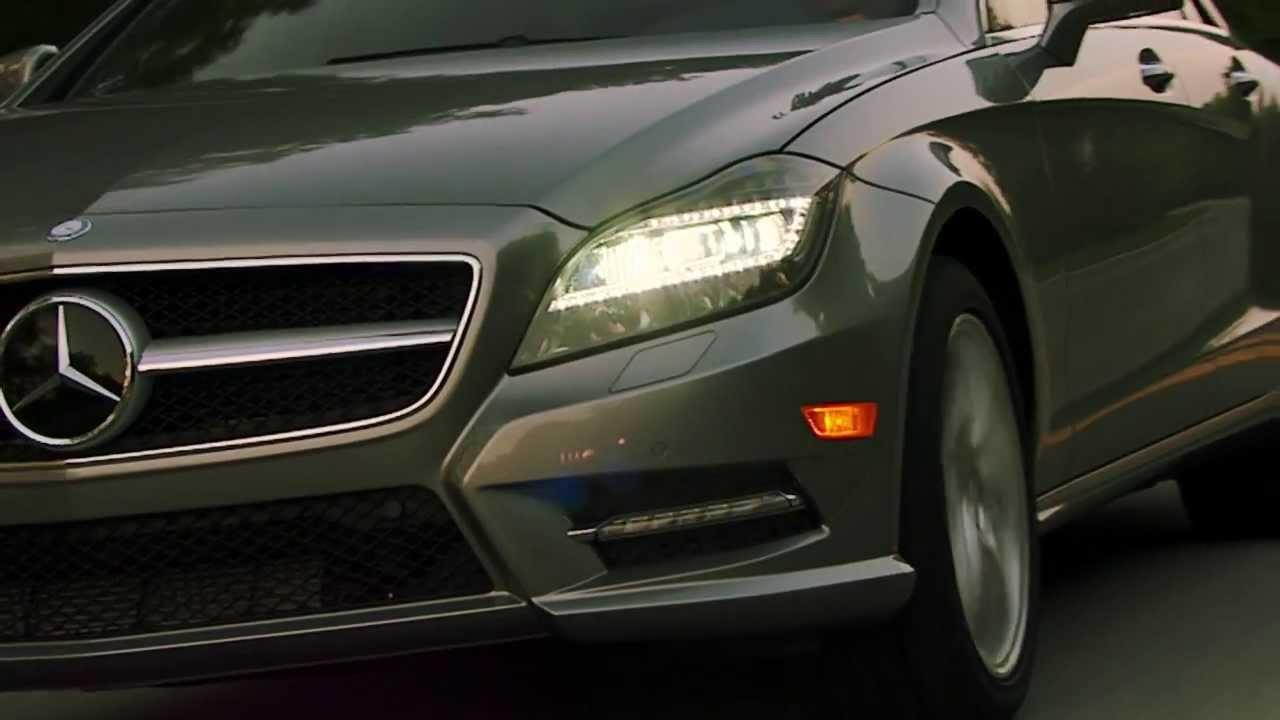 Mercedes-Benz Active LED Headlights