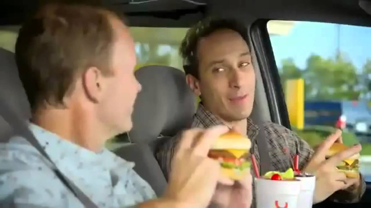 Funny Fast Food Commercials