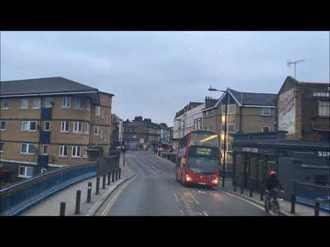 FULL ROUTE VISUAL   London Bus Route 31 - White City to Camden Town   VNW32424 (LK04HYB)