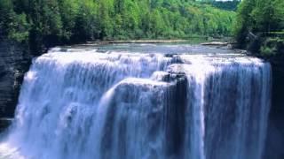Футаж Водопады мира - Footage waterfalls of the world  - vodopad Природа(Футажи для видеомонтажа http://soft-am.ucoz.ru/news/futazhi_dlja_videomontazha/1-0-6 и http://futaj.ucoz.ru/ Программы ..., 2013-09-22T19:40:53.000Z)