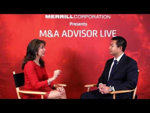 MandA.TV: Brian Sun - China Merchants Bank