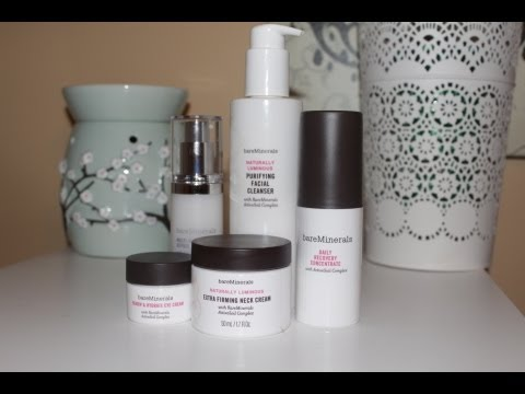 Review: Bare Minerals Skin Care Collection