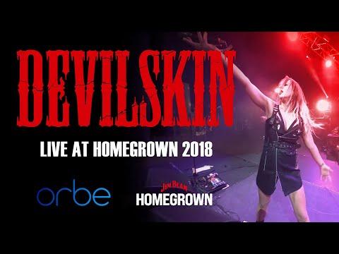 Devilskin - Live at Homegrown 2018 - Full Concert - VR180