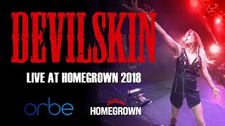 Devilskin - Live at Homegrown 2018 - Full Concert - VR180