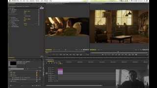 Tutorial: Color Grading a Golden Film Look - Premiere Pro