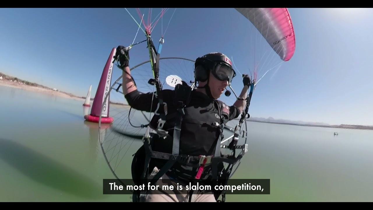 Meet Ozone Team Pilot Nicolas Aubert