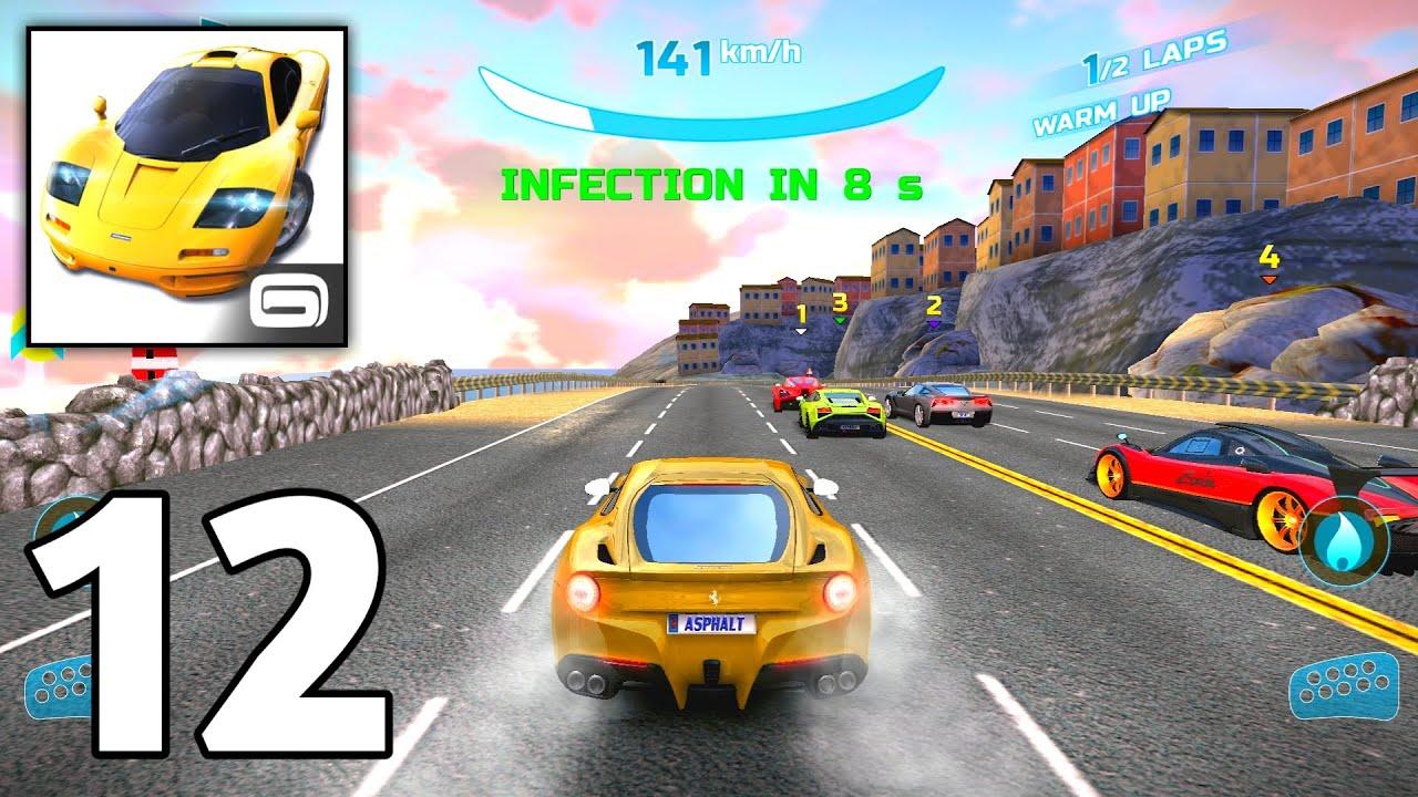 Asphalt Nitro #12 - Gameplay walkthrough (iOS/Android)
