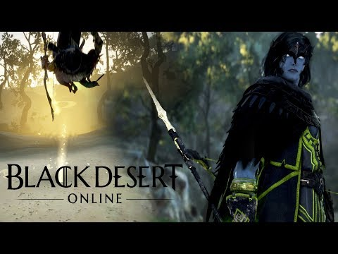 Black Desert Archer Questing, New Skills & PvE Talk thumbnail