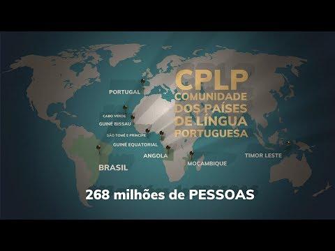 CPLP reúne países de quatro continentes e promove língua portuguesa