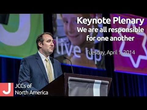 We are all responsible for one another | Tuesday Plenary, Biennial 2014