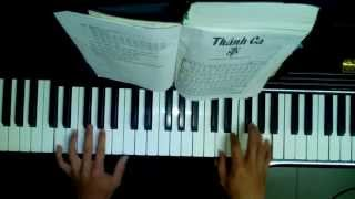 Piano Hỡi Thánh Vương Kíp Ngự Lai (Come Thou Almighty King)