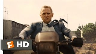 Skyfall: Motorcycle Chase thumbnail
