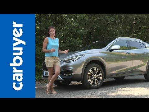 Infiniti QX30 SUV review – Carbuyer