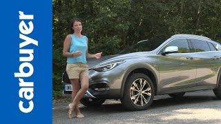 Infiniti QX30 SUV in-depth review - Carbuyer