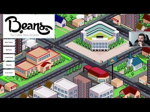 Beans: The Coffee Shop Simulator - Pierwsze wrażenia /05.07.17 #3