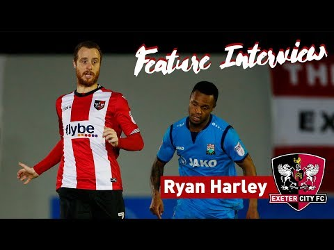 FEATURE: Ryan Harley on returning to fitness | Exeter City Football Club