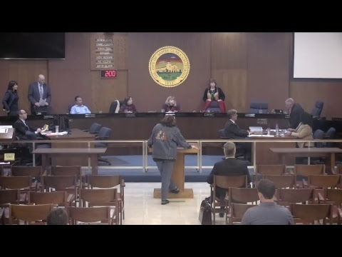 Council and Authorities Concurrent Meeting 20180123