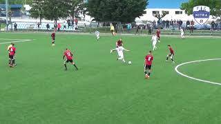 270b6a2bc4bd1 FC Nitra - Spartak Trnava 6:0, 28.kolo I.LMD U17
