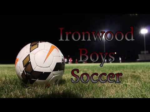 Ironwood High School Boys Soccer 2016-2017