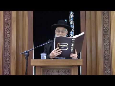 """""""תרי ותרי"""" - שיעור כללי מסכת כתובות - הרב יעקב אריאל"""