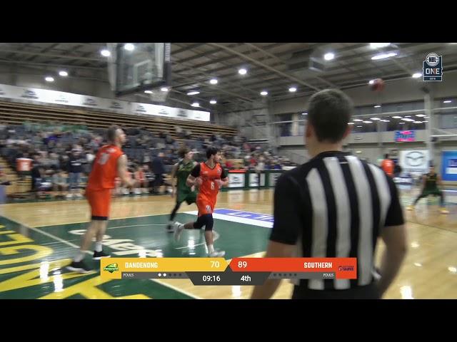 NBL1 Men's Highlights | Dandenong vs. Southern