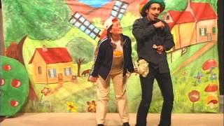 Kırmızı Elma - Çocuk Tiyatrosu
